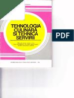 X Chirvasuta a. - Tehnologia Culinara Si Tehnica Servirii 1982