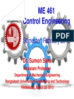 Lecture 2 on Control Engineering