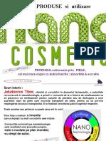 Nou Nanocosmetica Produse Si Utilizare