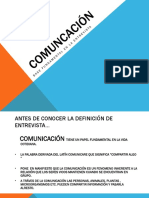 COMUNCACIÓN