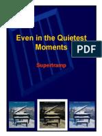 Supertramp-Even in the Quietiest Moments