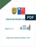 Circular CSB Accidentes Escolares