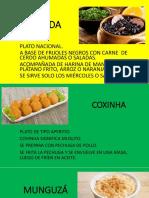 Comidas Brasil