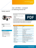 Delsar Life Detector LD3 Mini