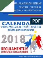 Calendarsportivm.a.i.2018
