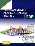 Panduan Memilih Alat Kontrasepsi Bagi Ibu Hamil www.doktermuslim.com