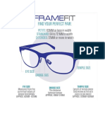 Frame Fit Guide