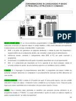 ELEMENTI DI PROGRAMMAZIONE IN LINGUAGGIO P-BASIC_fondamenti