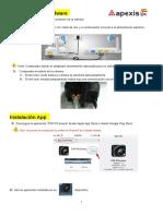 Apexis IP Cam P2P Guia de Instalacion