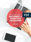 The Ultimate Guide to Becoming a Front End Developer