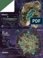 The Strange Poster Map