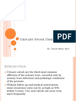 Urinary Stone Disease.pptx