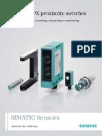 Siemens PX proximity switches.pdf