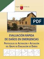 Libro Evaluacion Rapida de Danos en Emergencias - Protocolos
