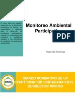 Monitoreo Participativo (v.1)