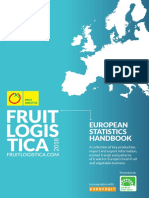 European Statistics Handbook FRUIT LOGISTICA 2018