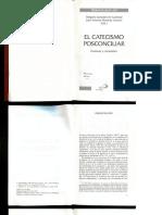 GONZÁLEZ DE CARDEDAL, O. y MARTINEZ CAMINO, J. A. (eds), El catecismo posconciliar. Madrid, 1993