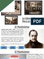 La Educación en El Perú en El Siglo
