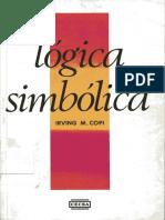 Lógica Simbolica Irvin M. Copi.pdf