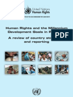 171. Human Rights and the Millennium Development Goals in Practice