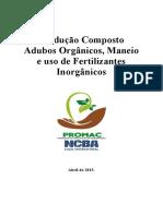 5. Producao de Adubos Organicos e Uso e Manejo de Fertilizantes Inorganicos