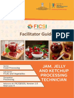 FG FICQ0103 Jam Jelly and Ketchup Processing Technician 15-12-2017