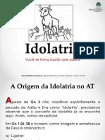 EBD - Idolatria