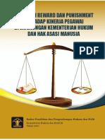 Pengaruh Reward dan Punishment terhadap Kinerja Pegawai di Lingkungan Kementerian Hukum dan HAM