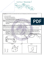 stem-design thinking template digital