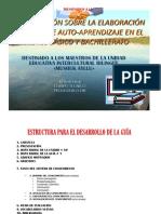 Estructura de Una Guía1
