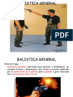 Balistica General PAPELERIA Y CYBER BENG