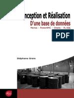 Conception Et Réalisation Oracle (Livre Blanc de Stéphane Grare)