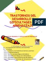 Tema 2.Dificultades en Lectura y Escritura