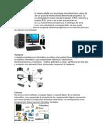 Computadora, Hadware y Software