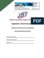 Manual de Pra-cticas 2016 Instalaciones Ele-ctricas