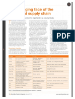 Surfactantes chain