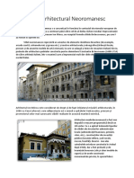 Stilul Arhitectural Neoromanesc