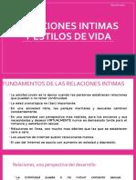 RELACIONES INTIMAS Y ESTILOS DE VIDA(Expo).pptx