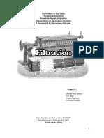informe Filtracion