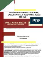 Gajul_si_Dreptul_de_Retentie.ppt