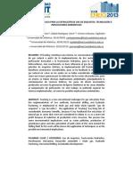 FRACTURACIÓN HIDRÁULICA PARA LA EXTRACCIÓN DE GAS DE ESQUISTOS