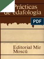 Prácticas de Edafología - I. S. Kaúrichev - 1ra Edición.pdf