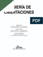 Ingenieria de Cimentaciones (Peck-Hanson-Thornburn)