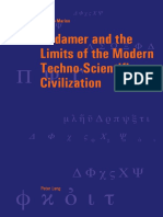 Gadamer and the Limits of the M - Stefano Marino