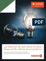 Folleto Directivaerp Halogenas Ledvance2018