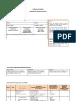 Calendarizacion Materia ÁLGEBRA Nivel Licenciatura