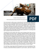 Will 2018 Be the Year the Bull Economy Ends?