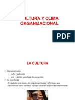 Clase 9_Clima Cultura Organizacional