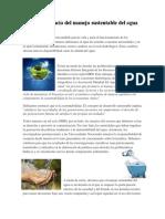 La importancia del manejo sustentable del agua.docx