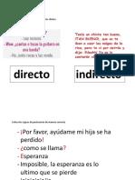 Repaso Español Flor
